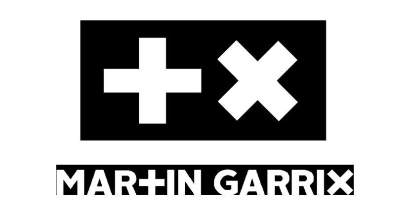 DJ logo - Martin Garrix