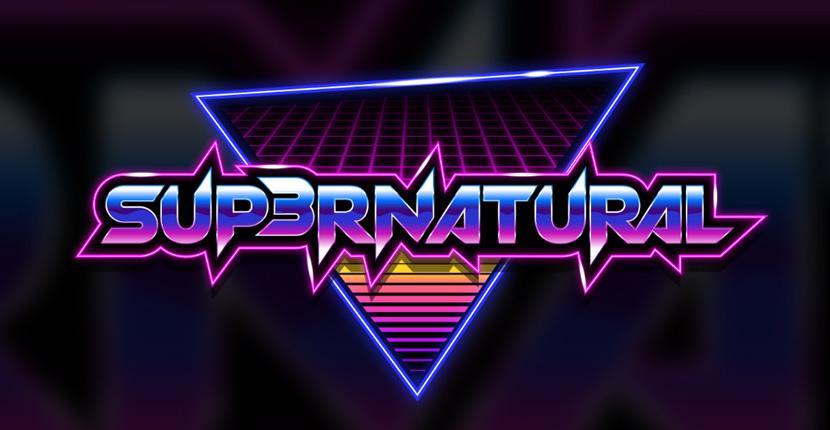 DJ logo - Sup3rnatural