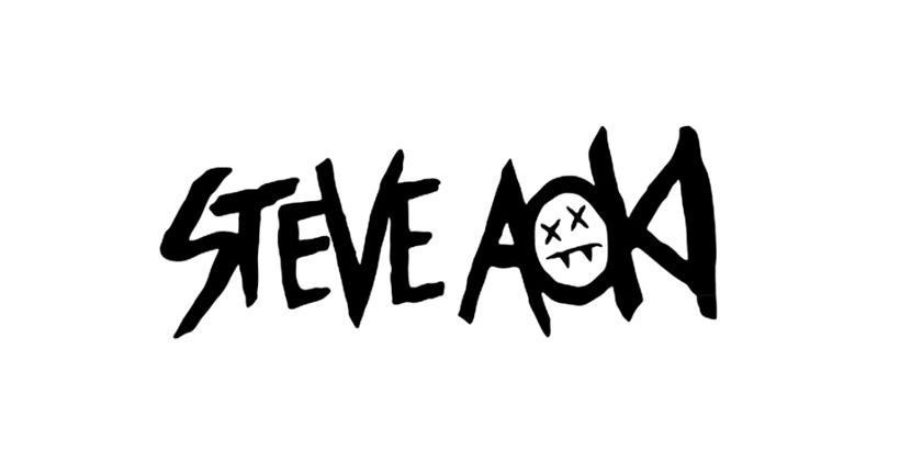DJ logo - Steve Aoki