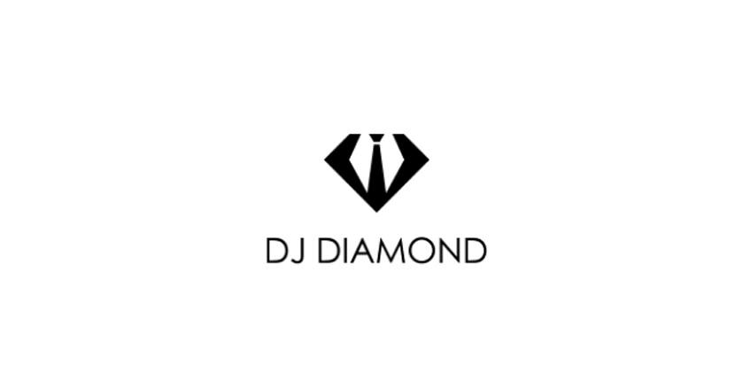 DJ logo - DJ Diamond