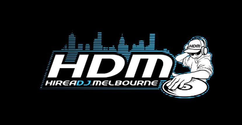 DJ logo - HDM