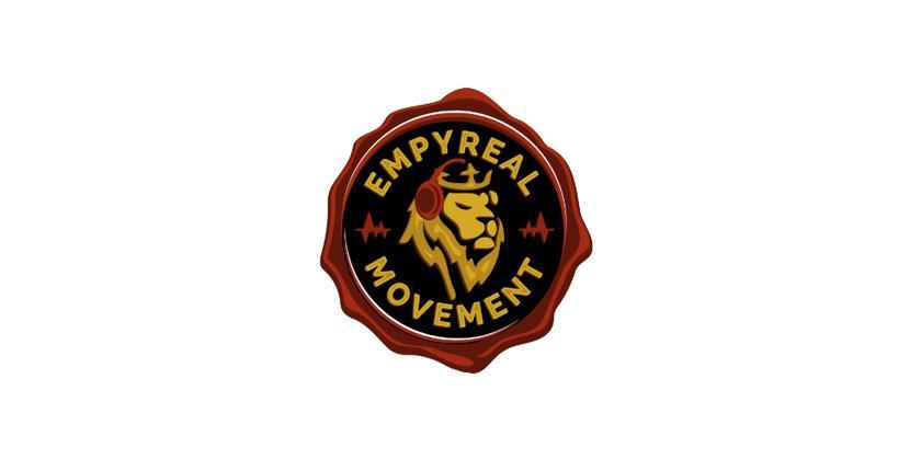 DJ logo - Empyreal Movement