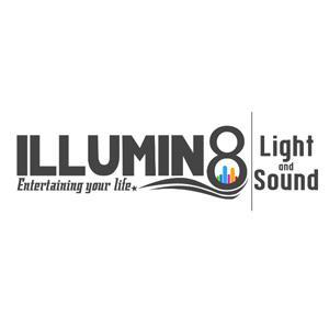 DJ logo - Illumin8