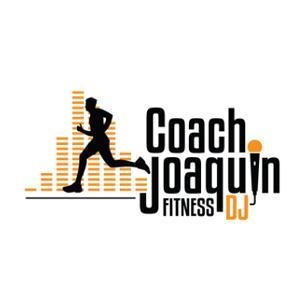 DJ logo - Coach Joaquin