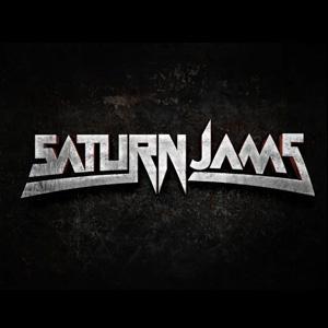 DJ logo - Saturn James