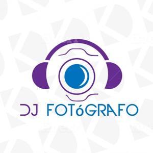 DJ logo - DJ Fotografo