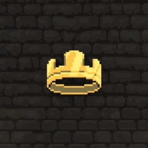 Discord logo - crown