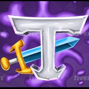 Discord logo - T