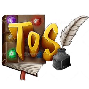 Discord logo - ToS