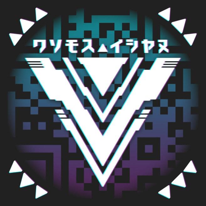 Discord logo - V