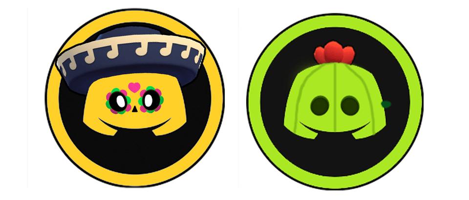Discord logos - Totoro34