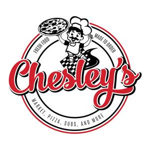 Food logo - Chesley's