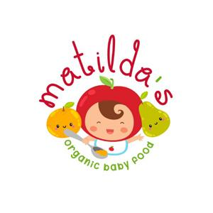 Food logo - Matilda's