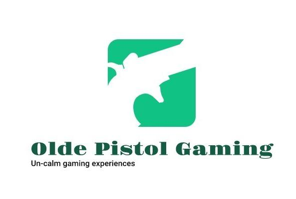 Sample Fortnite logo created with Wix Logo Maker - Olde Pistol Gaming
