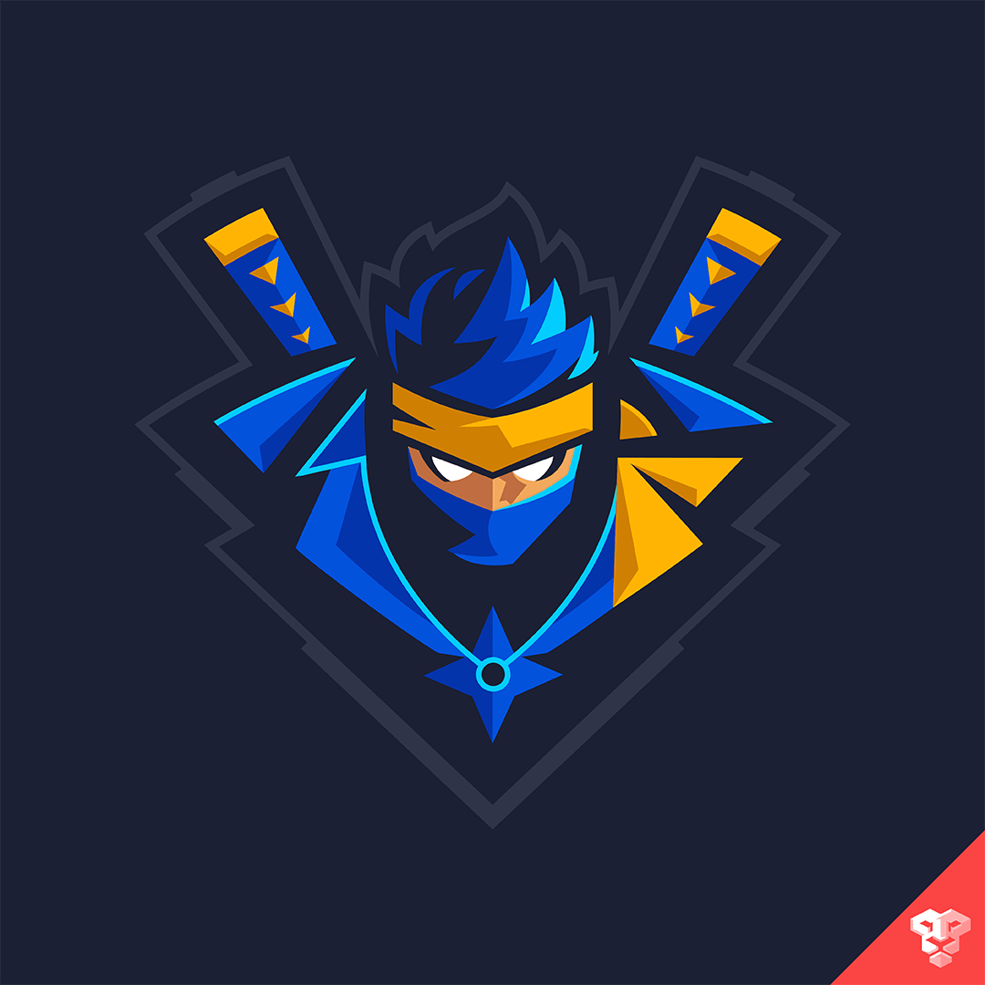 Fortnite logo - Ninja
