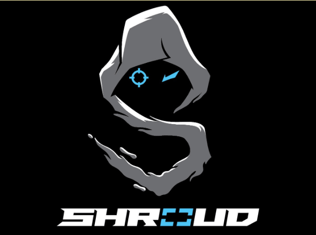 Fortnite logo - Shroud