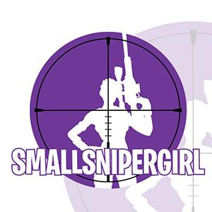 Fortnite logo - SmallSniperGirl
