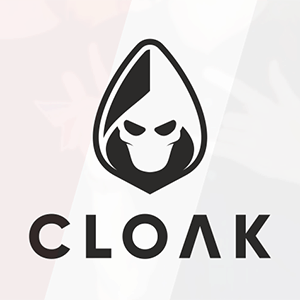 Fortnite logo - Cloak