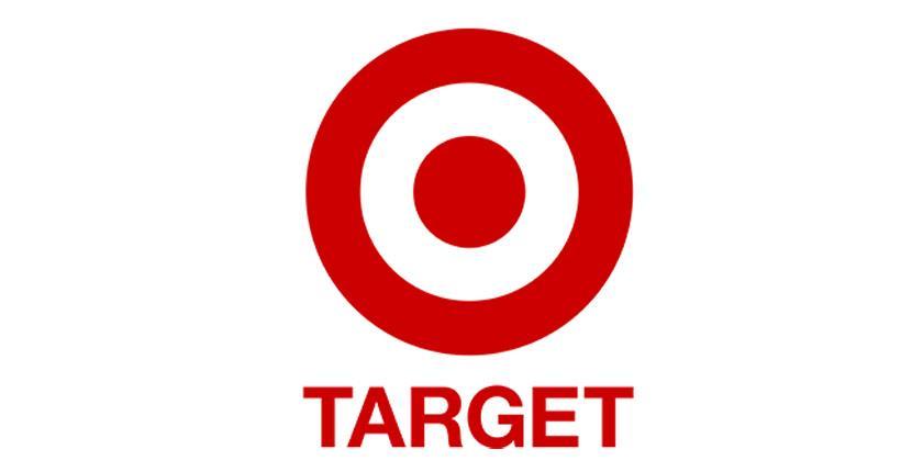 Geometric logo - Target