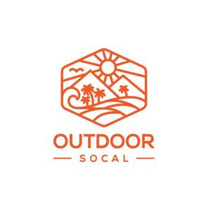 Geometric logo - Outdoor SoCal