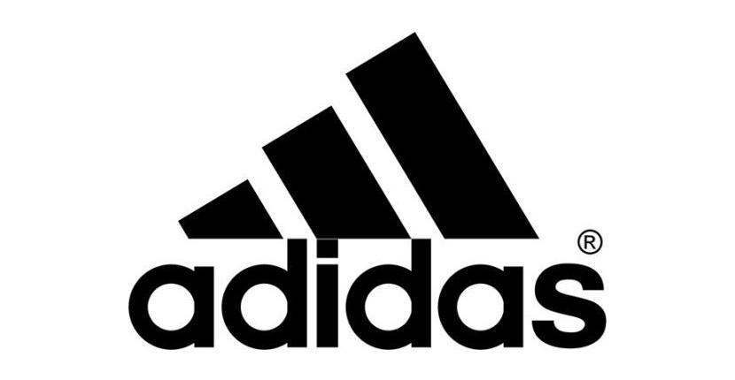 Geometric logo - Adidas
