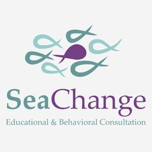Geometric logo - SeaChange