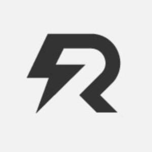 Letter logo by Fiverr designer - R