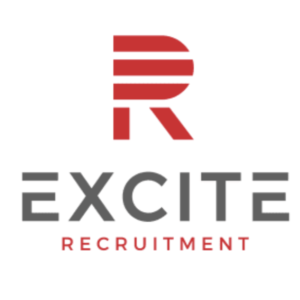 Letter logo by Fiverr designer - R - Excite Recruitment