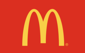 Letter logo - M - McDonald's