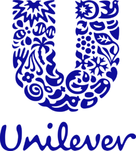 Letter logo - U - Unilever