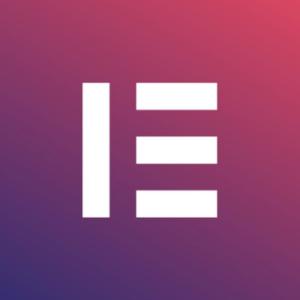 Letter logo - E - Elementor