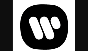 Letter logo - W - Warner Communications
