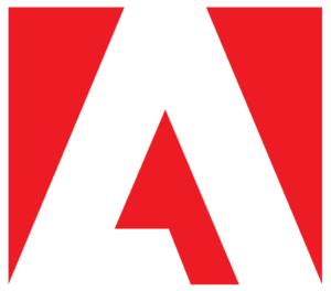 Letter logo - A - Adobe