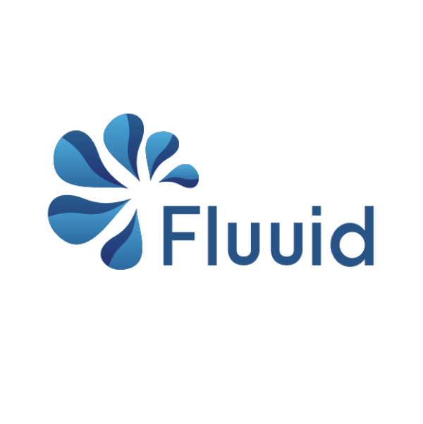 Nature logo - Fluuid
