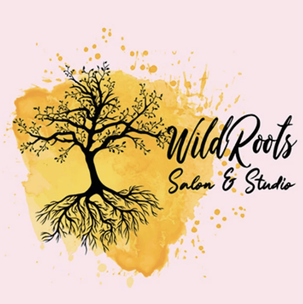 Nature logo - Wild Roots