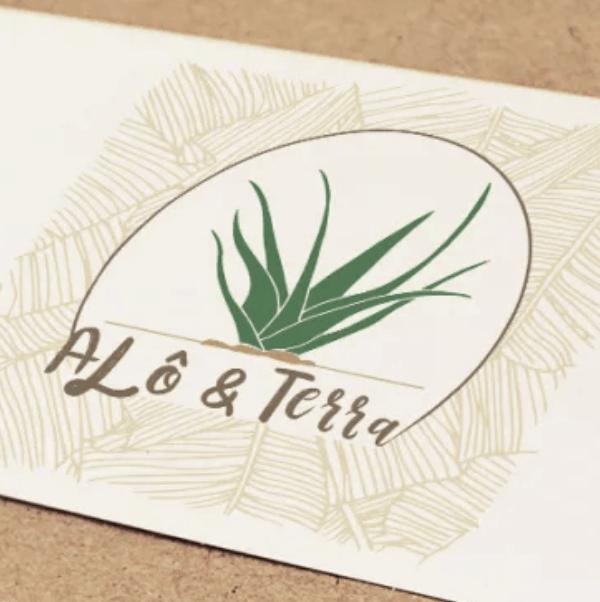 Nature logo - Alo & Terra