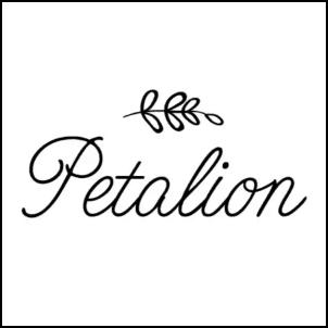Nature logo - Petalion