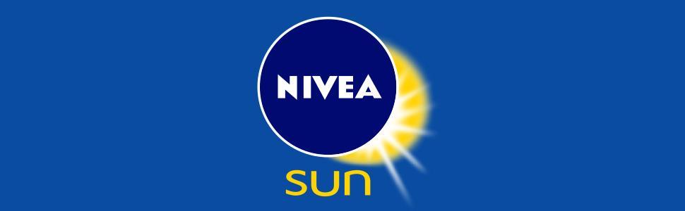 Nature logo - Nivea Sun