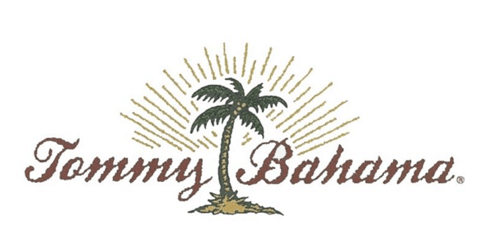 Nature logo - Tommy Bahama