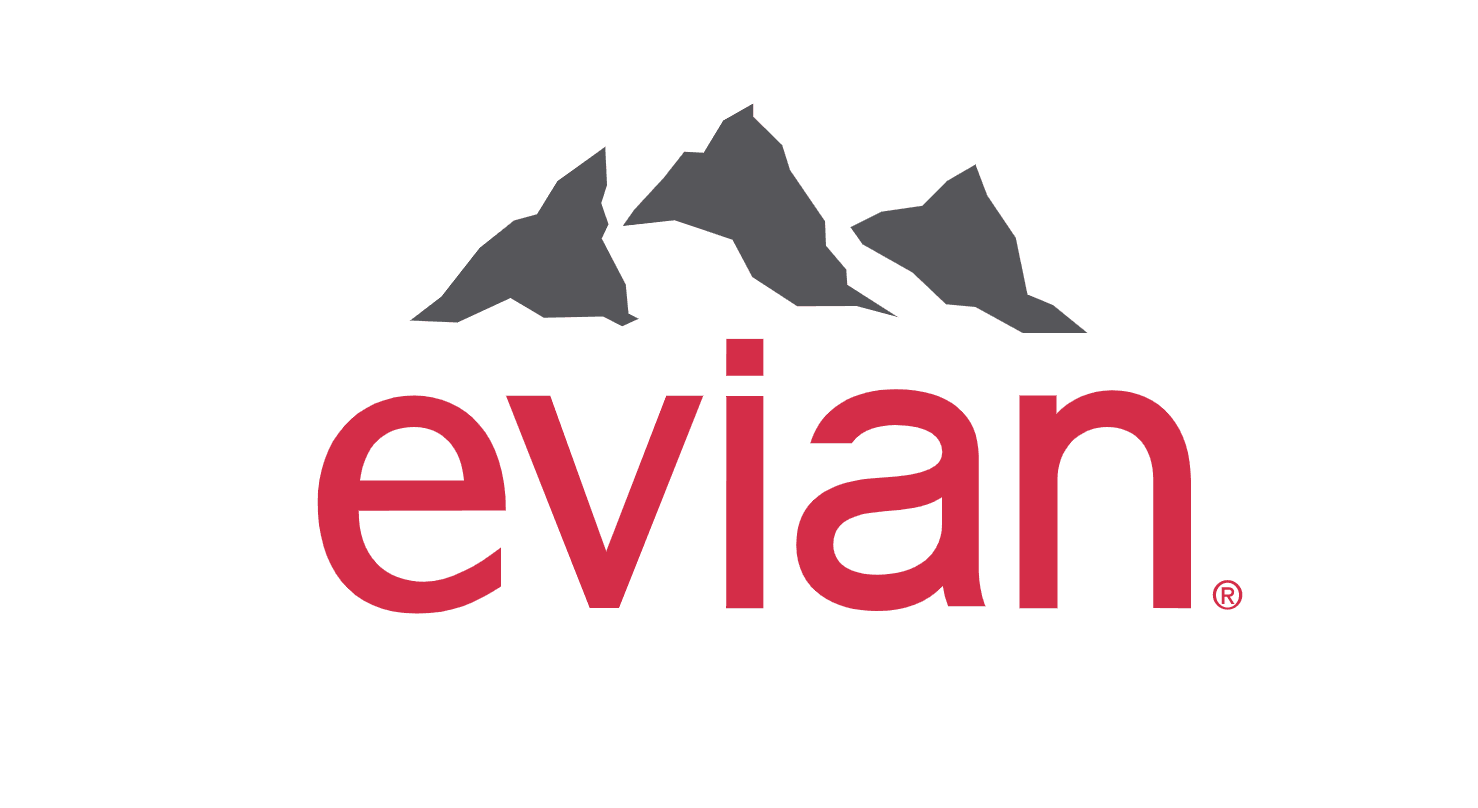 Nature logo - Evian