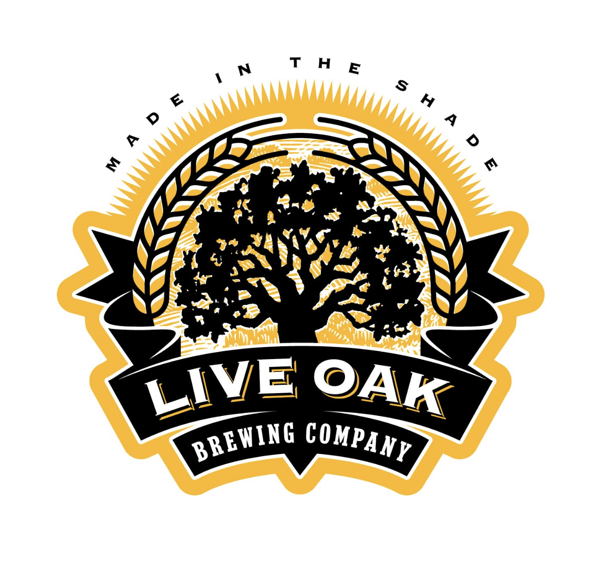 Nature logo - Live Oak Brewing Company