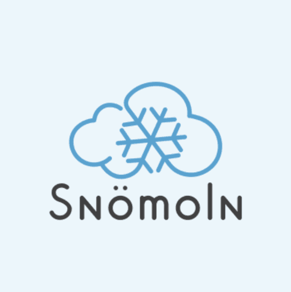 Nature logo - Snomoln