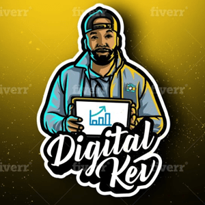 Avatar design - Digital Kev