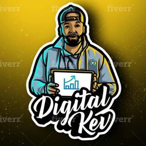 Avatar design - Digital Kev