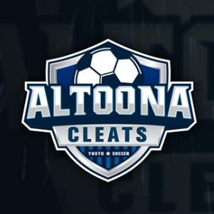 Soccer logo - Altoona Cleats