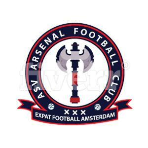 Soccer logo - ASV Arsenal Football Club