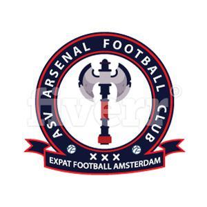 Soccer logo - ASV Arsenal Football Club