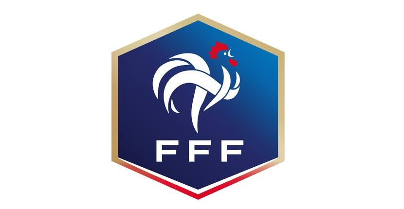 Soccer logo - French Football Federation