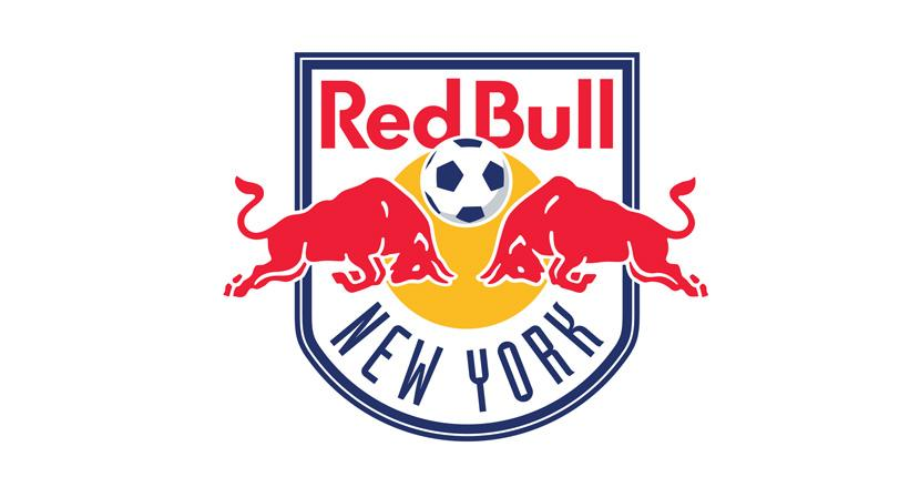 Soccer logo - New York Red Bulls