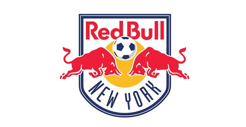 Soccer logo - New York Red Bulls